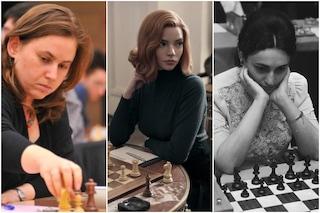 Le regine degli scacchi esistono davvero