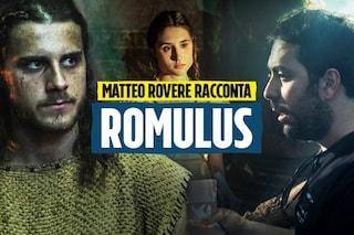 """Romulus, il regista Matteo Rovere: """"Non è Il Trono di Spade italiano"""""""