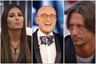 GF Vip, Alfonso Signorini si sbilancia sul futuro di alcuni vip nella casa