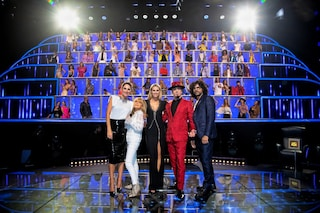 All Together Now resta a galla con gli ascolti, la nazionale su Rai1 vince in scioltezza