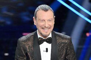 """Amadeus: """"Il Festival di Sanremo 2021 andrà in onda a marzo"""""""