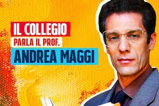 """Il Collegio 5, prof. Andrea Maggi: """"Vi spiego perché i ragazzi non possono recitare"""""""