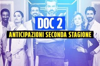 Doc 2, trama e quando andrà in onda: intervista agli sceneggiatori della seconda stagione