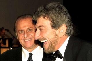 """Addio a Gigi Proietti, Renzo Arbore: """"Un pilastro per lo spettacolo italiano"""""""