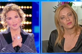 """Barbara D'Urso: """"Ti prego non ostacolare la legge contro l'omofobia"""", la reazione di Giorgia Meloni"""