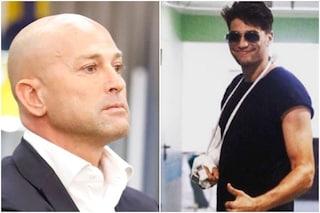 Stefano Bettarini ricorda l'aggressione al figlio Niccolò, lo choc alla notizia dell'accoltellamento