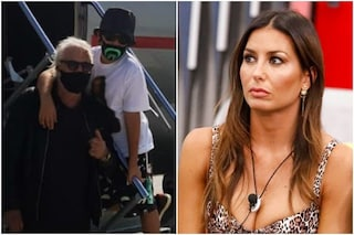 """""""Flavio Briatore con Nathan a Dubai a causa di Elisabetta Gregoraci"""", l'imprenditore fa chiarezza"""