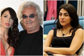 GFVip, Elisabetta Gregoraci e Giulia Salemi: la verità sulle serate in Sardegna con Briatore