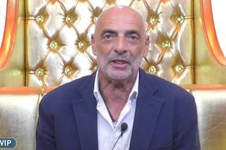 """""""Ha rotto il patto di riservatezza"""": il provvedimento del GF Vip contro Paolo Brosio"""