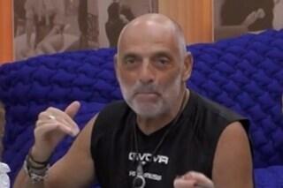 Paolo Brosio bestemmia al GF Vip, per le stesse parole era stato squalificato Denis Dosio