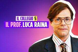 """Il prof Luca Raina: """"Il Collegio trasmette amore per la scuola, oggi ci serve più che mai"""""""