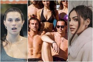 """Dayane scopre che l'ex Beretta sta con Giulia De Lellis e commenta incredula: """"È amico di Damante"""""""