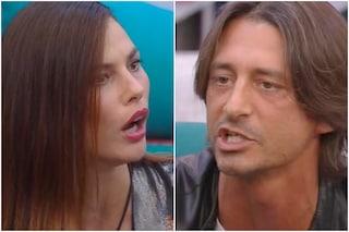 """Dayane Mello si scaglia contro Oppini: """"Mi accusi di provarci con te, guardati allo specchio"""""""
