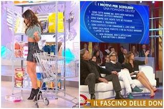 Sospeso Detto Fatto, per una polemica simile Parliamone Sabato con Paola Perego fu chiuso