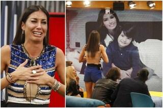 """Nathan Falco al GF Vip: """"Sono a Dubai con papà"""", Elisabetta Gregoraci crolla in diretta"""