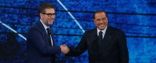 Silvio Berlusconi torna in Tv per la prima volta dopo il Covid