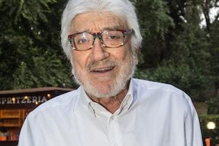 Gigi Proietti ricoverato in terapia intensiva, condizioni gravissime