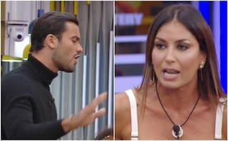 """Pierpaolo Pretelli gela Elisabetta Gregoraci: """"Non ho le pal** come Briatore? Non sono il tuo uomo"""""""