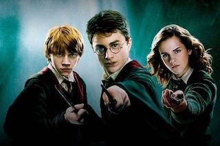Maratona Harry Potter in tv, quando va in onda la saga