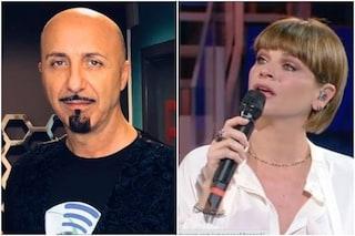 Alessandra Amoroso non ringrazia Luca Jurman ad Amici, è botta e risposta tra i due