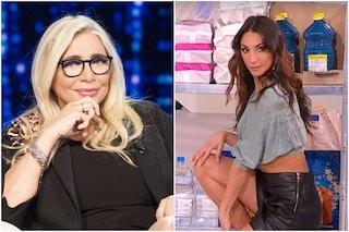 Tutorial per essere sexy al supermercato, Mara Venier non condanna Detto fatto