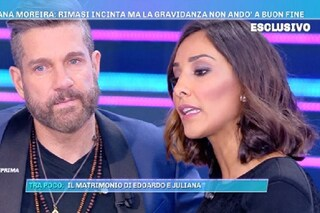 "Edoardo Stoppa e Juliana Moreira: ""Abbiamo perso due bambini"""