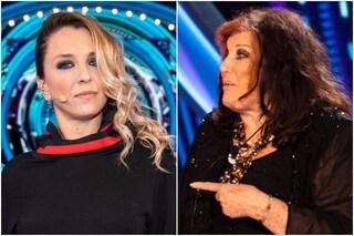 """""""Scema, cretina, non ho detto che è una putt**"""": Patrizia De Blanck si scaglia contro Myriam Catania"""