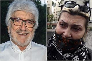 """Nadia Rinaldi ricorda Gigi Proietti: """"L'ho amato come un papà"""""""