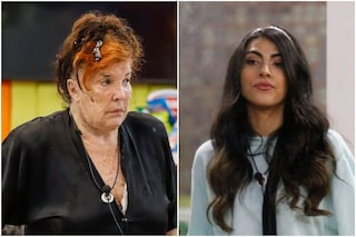 "GFVip, Patrizia De Blanck furiosa con Giulia Salemi: ""Stai lontana da me"""