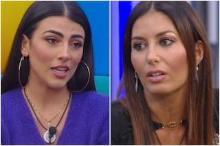 """""""Giulia Salemi ci provava con Briatore ma lui non se la filava"""": la bomba durante la lite al GF Vip"""