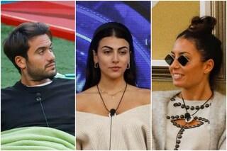 """Elisabetta Gregoraci gelosa di Giulia Salemi, a Pierpaolo: """"Sei concentrato su altre, ci sto male"""""""
