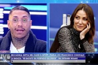 """Francesco Chiofalo contro Selvaggia Roma: """"Io vittima come Pierpaolo ed Enock"""""""
