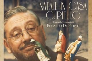 Natale in casa Cupiello con Sergio Castellitto in onda a Natale su Rai1