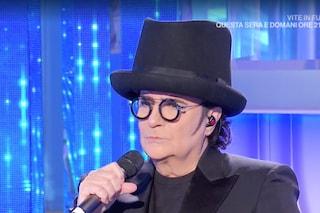 """Renato Zero: """"Ho portato sul palco la mia solitudine, chi l'ha sentita ha trovato casa"""""""