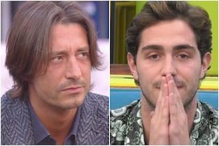 GFVip: Tommaso Zorzi e Oppini sono amici più di prima, l'emozionante confronto sulle mamme