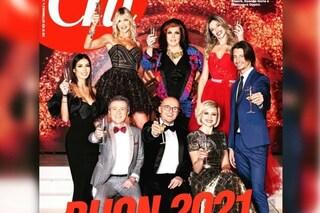 Capodanno al Gf Vip: ospiti Stash and the Kolors, torna Fausto Leali dopo la squalifica