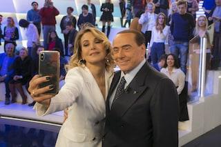 Barbara D'Urso pronta a scendere in politica? La risposta della conduttrice