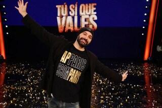 """Andrea Paris vincitore di Tu sì que vales: """"Vorrei fare Sanremo o un programma di Paolo Bonolis"""""""