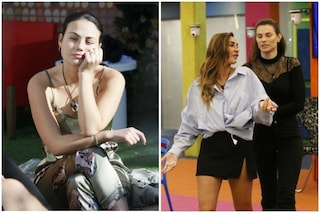 """GF Vip, Rosalinda gelosa di Sonia: """"In un certo senso sono innamorata di Dayane"""""""