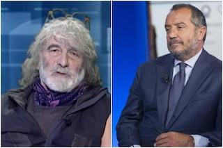 """Franco Di Mare contro Mauro Corona: """"Ha problemi di alcool e deve farsi aiutare"""""""