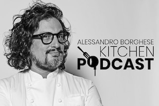 Alessandro Borghese apre la sua Kitchen Podcast dal 30 dicembre