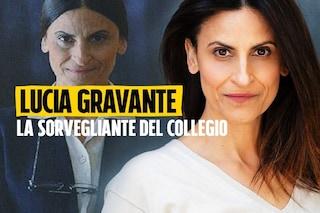 """Il Collegio, la sorvegliante Lucia Gravante: """"Affianco i ragazzi, i protagonisti sono loro"""""""