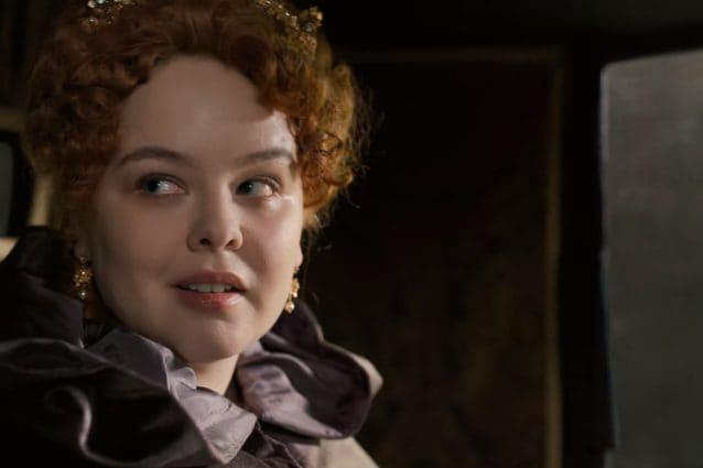 La scena che rivela l'identità di Lady Whistledown