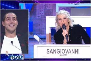 L'ultimo lunedì del 2020: c'è Maria De Filippi al GfVip, ma vince La Bella e La Bestia