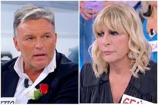 Uomini e Donne: scatta il bacio tra Gemma Galgani e Maurizio