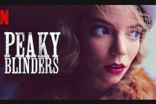 Anya Taylor-Joy si è presa Netflix, ora è sua la foto anteprima di Peaky Blinders