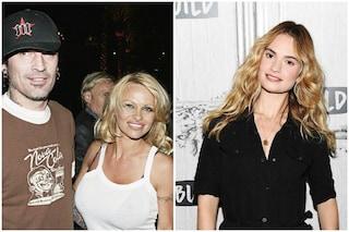 Lily James sarà Pamela Anderson nella serie che racconta l'amore con Tommy Lee