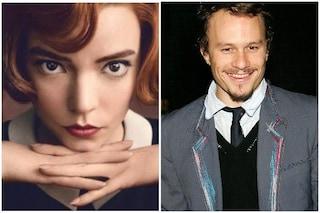 Heath Ledger voleva dirigere un film su Beth Harmon, la protagonista de La regina degli scacchi