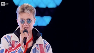 The Voice Senior: Ambra Mattioli è David Bowie nel vero senso della parola