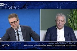"""Vaccino anti Covid, Fabio Fazio si offre volontario in diretta Tv: """"Se volete anche subito"""""""